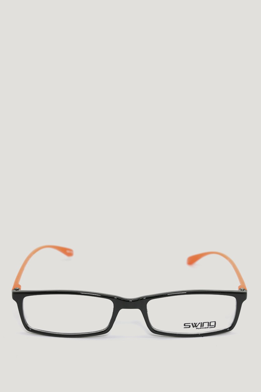 Eyewear TR90 Col.71 Frame, Black/Orange