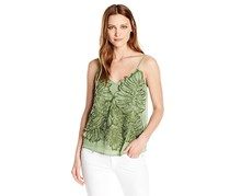 Guess Women's Top, Green