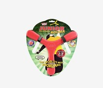 Wicked Junior Booma Boomerang Outdoor Toy, Red