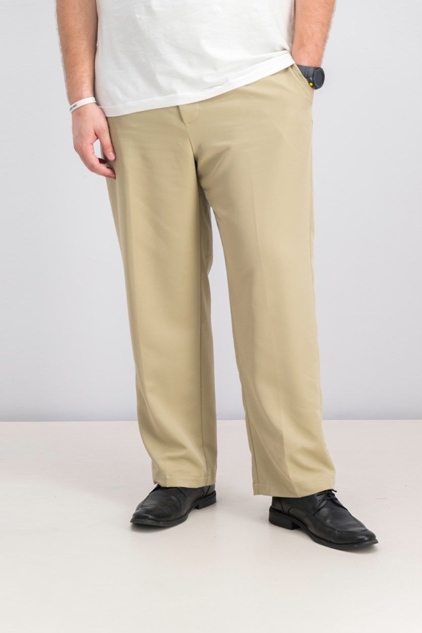 Men's Basic Micro Sanded Golf Pant, Khaki