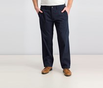 Men's Sustainable Stretch Chino Pants, Navy