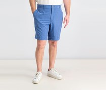 32 Degrees Mens Stretch Shorts, Bright Blue