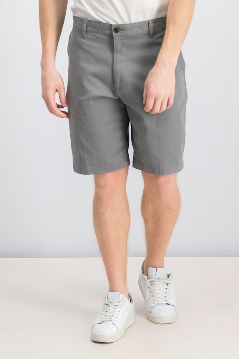 Men's Classic Fit Perfect Stretch Short, Grey