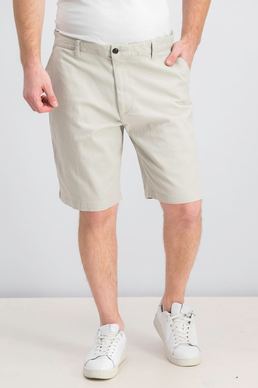Men's Perfect Shorts, Light Grey