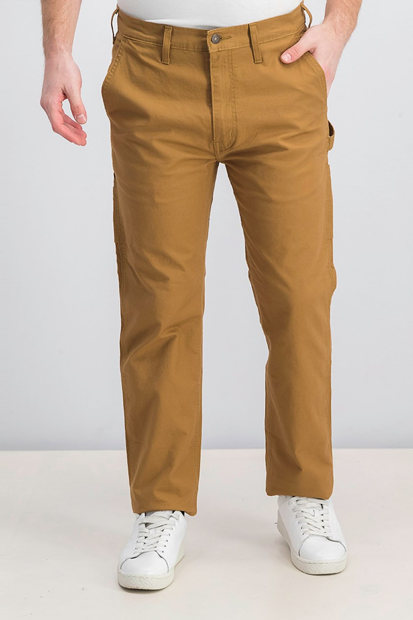 Men's Slim-Fit Utility Carpenter, Caraway