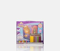 Disney Sofia First Fun Tile Night Light Activity Set, Purple