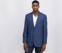 Tommy Hilfiger Checkered Sports Jacket, Blue