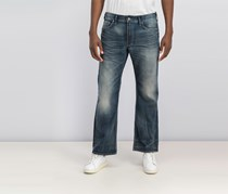 Silver Jeans Co. Indigo Zac Relaxed Fit Straight Leg Jeans, Indigo