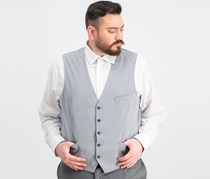 INC International Concepts Men's Classic-Fit Grey Vest, Grey