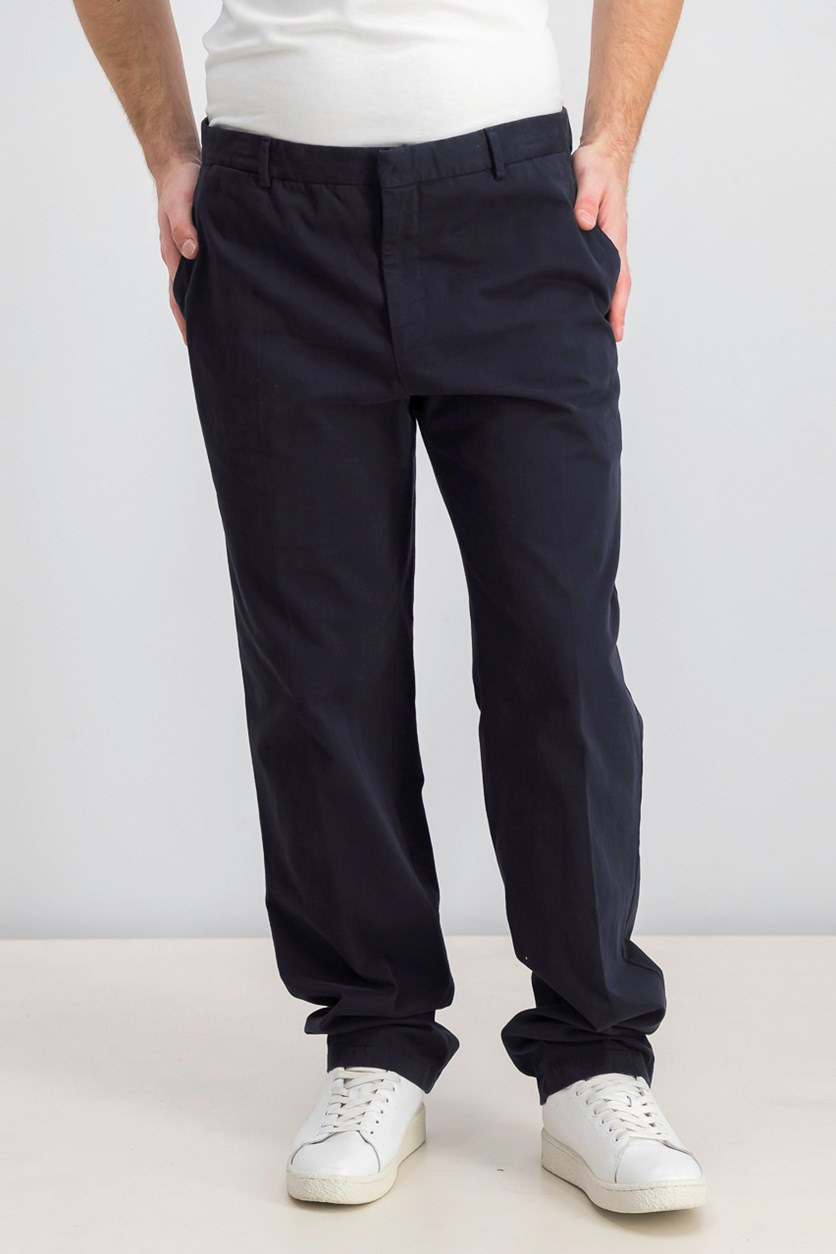 Polo Ralph Lauren Men's Stretch Chino Trousers, Navy