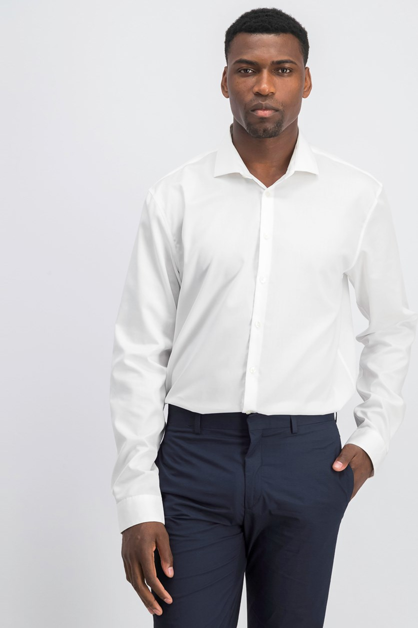 Extra-Slim Fit Performance, White