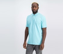 Mens Marina Marlin Polo, Bowtie Blue