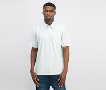 Tommy Bahama Men's Beach Blast Polo, Blue Spark