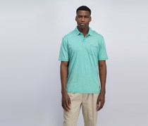 Tommy Bahama Men's Grandview Coast Polo Shirt, Frosted Jade