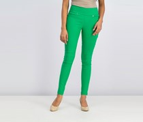 XOXO Juniors Colored Pull-On Skinny Pants, Bright Green