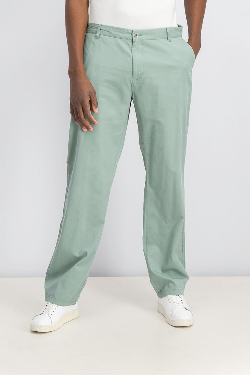 Men's Pants, Lily Pad