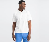 Mens Polo, Bright White