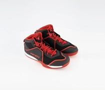 Havok Men's Basketball Shoes, Red/Black/White