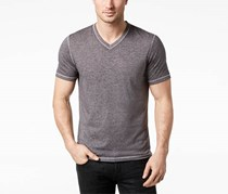 Inc Men's V-neck Essential Tee T-shirt, Grey
