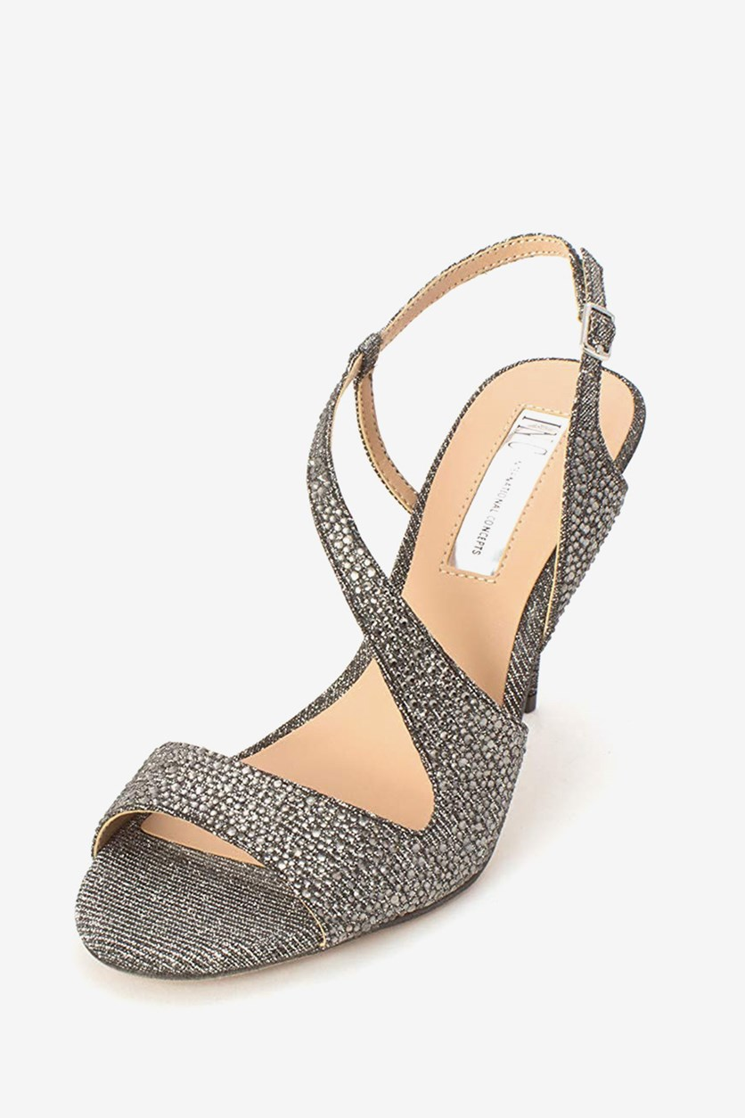 Women's  Renita 2F Sandals, Dark Pewter