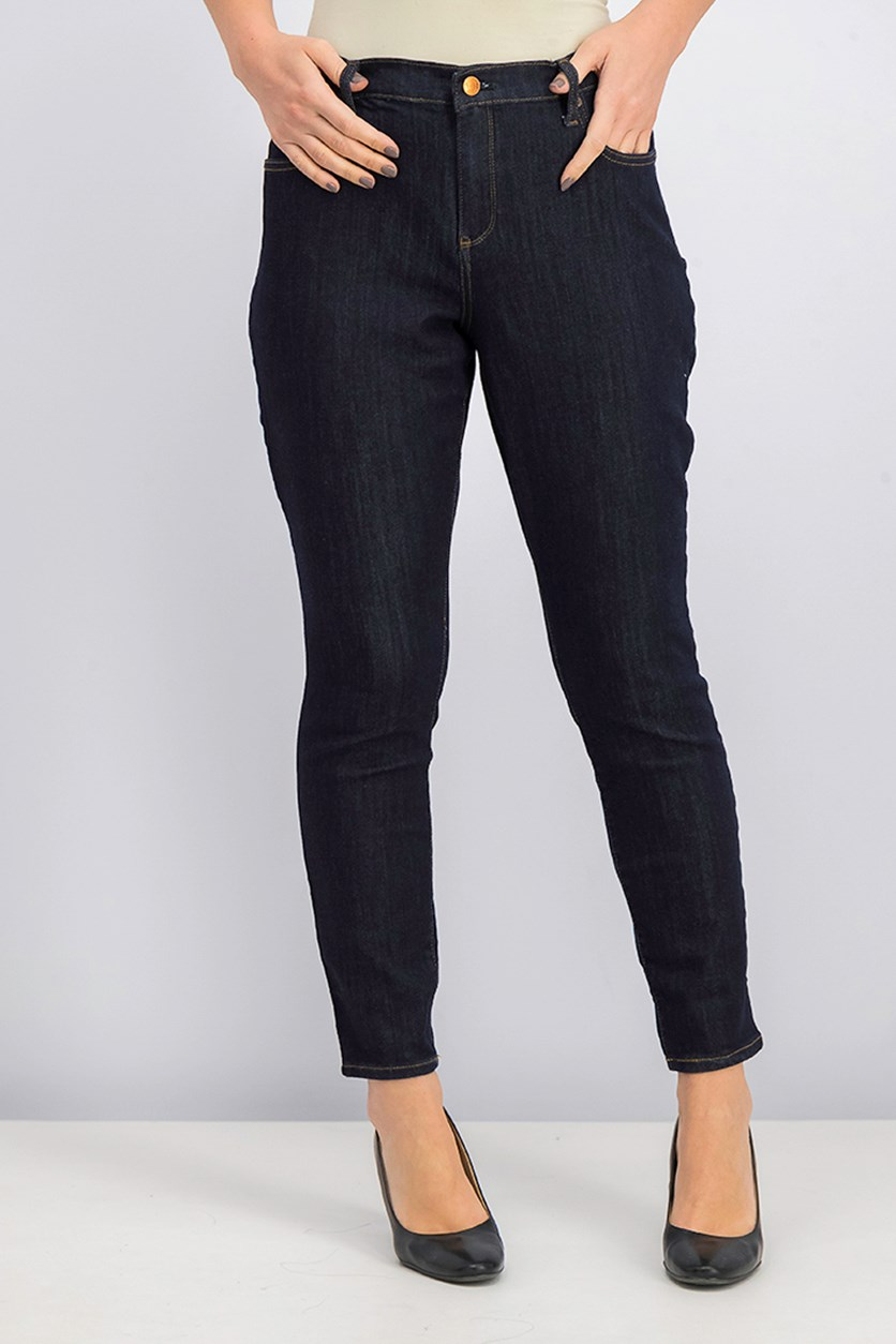 Women's True Skinny Jeans, Navy