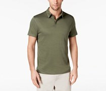 Alfani Men's Soft Touch Stretch Polo, Olive