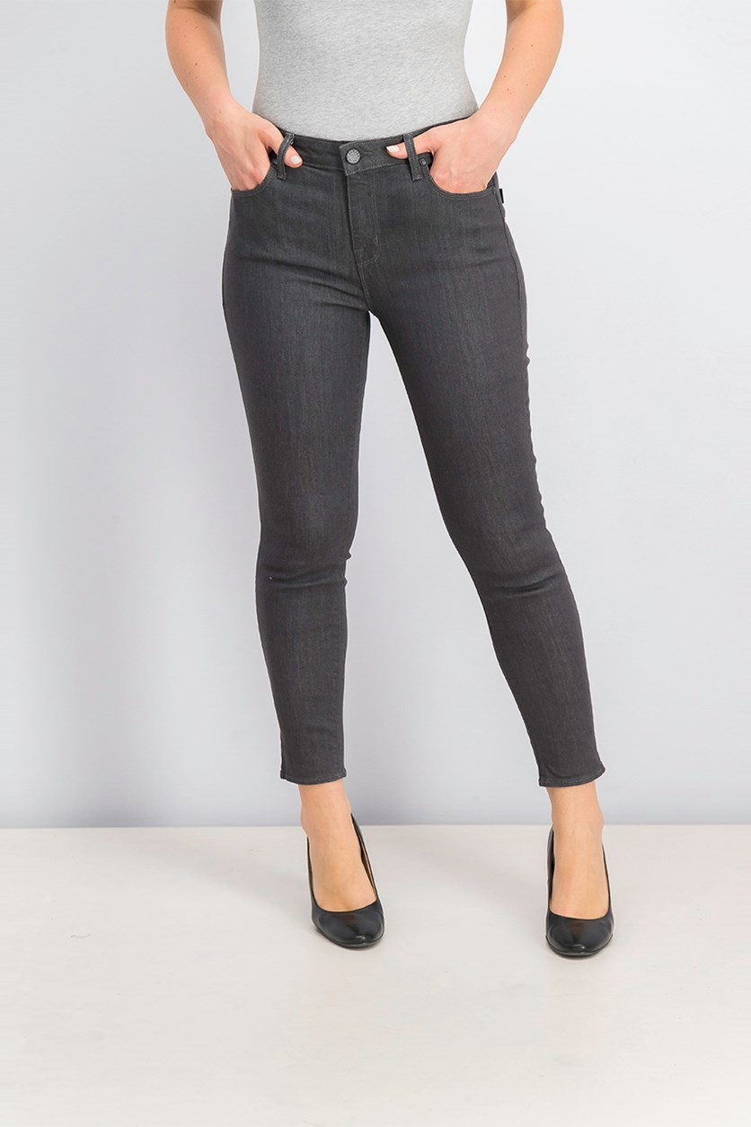 Womens Skinny Jeans, Black