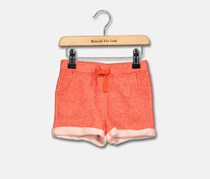 Crazy 8 Toddler Girl's Casual Shorts, Orange