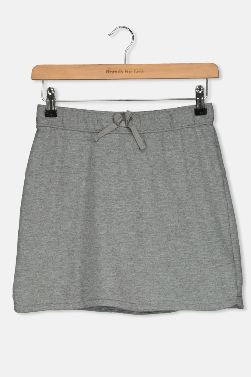 Big Girls Skirts, Grey