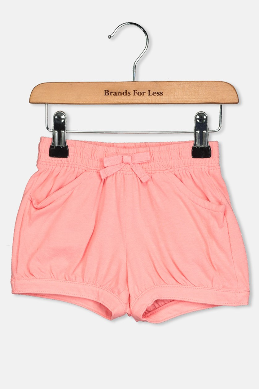 Toddlers Basic Short, Pink