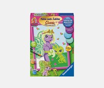 Ravensburger Filly Tia Painting, Purple/Green