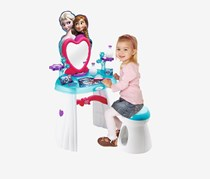 Smoby Disney Frozen Dressing Table, Pink Combo
