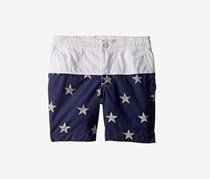 Ralph Lauren Prepster Shorts, Navy/White