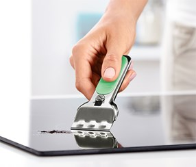Cleaning Squeegee, Green/Silver
