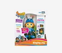 Hijinx Beat Bugs Singing Jay Figure Toy, Blue Combo