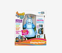Hijinx Beat Bugs Singing Walter Figure Toy, Blue Combo