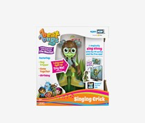 Beat Bugs Singing Buzz Figure Toy, Green Combo