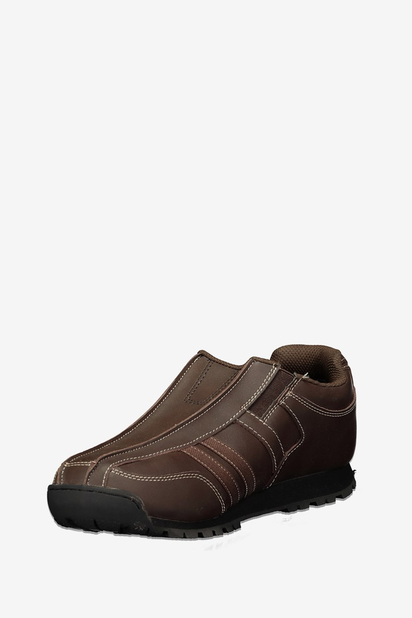 Men's Bass Kevin Casual Shoes, Brown