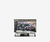 Revell 1:25 Corvette C5-R Compuware Plastic Model Kit, White