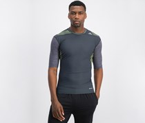 Adidas Techfit Power Top, Dark Gray
