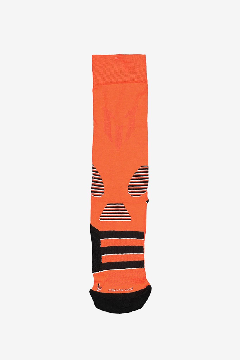 Men's Leo Messi Socks, Orange