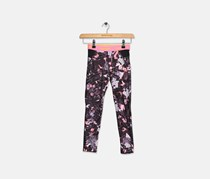 Reebok KIds Girl's G Stu Legging, Purple/Pink