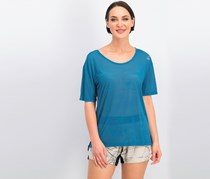 Workout Ready Activchill Slub Tee, Emerald