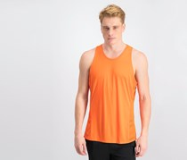 Adidas Men Supernova TKO Two-Layer Tee, Orange
