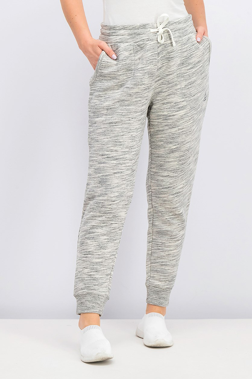 Training Essentials Marble Sweatpant, Grey