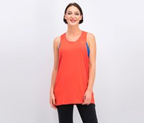 Adidas Women Sleeveless Training Top, Red