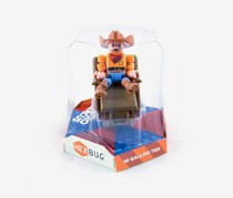 HEXBUG Nitro Circus 10 Gallon Ted, Orange/Brown