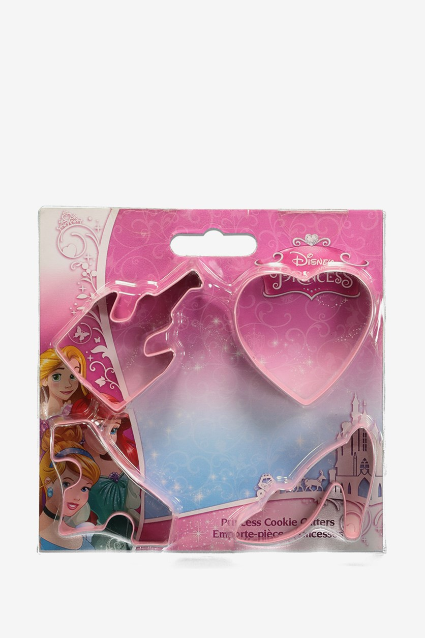 Princess Cookie Cutters, Pink