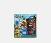Tomy Disney Classic Drawing Toy Jake and The Never Land Pirates Aquadoodle, Blue