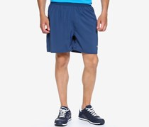 Puma Men's Elastic Waistband Short, Blue